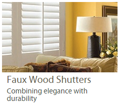 Faux Wood Shutters West Wickham Bromley In Kent