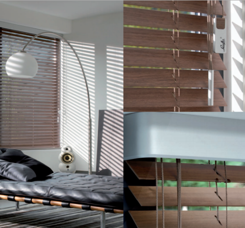 Wooden Blinds In West Wickham, Sevenoaks Kent